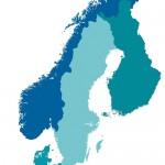 map-scandinavia